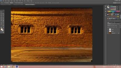 Wall Cloned - Print Screen